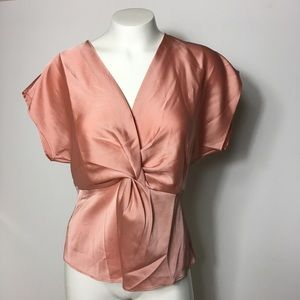 Ann Taylor petite Blouse New With Tags $78 Women's